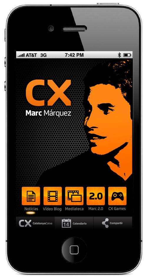 #App MotoGP™ Live Experience y CX Marc Márquez | La Zona Sucia