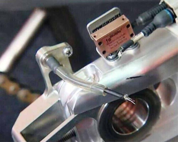 cable control tracción