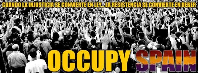 OCCUPY SPAIN