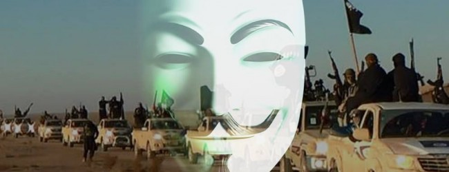 Anonymous Declares War On ISIS, Promises To Hunt Down Paris Attackers